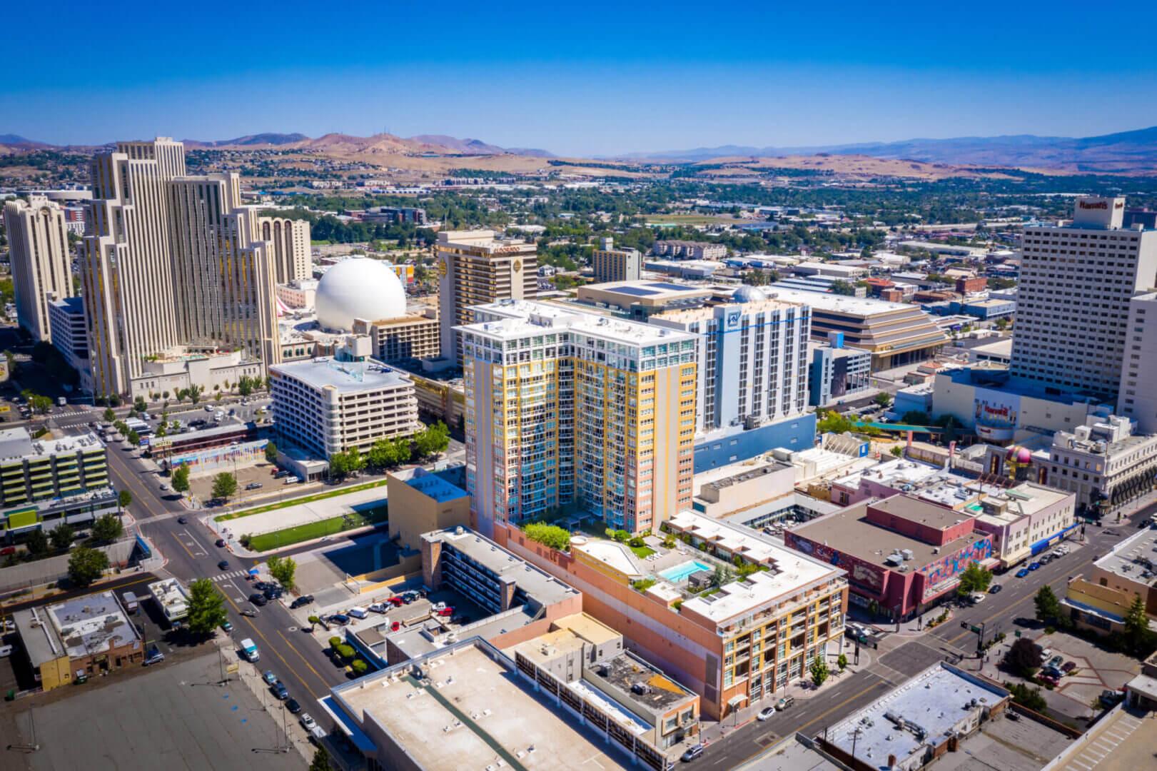 The Montage Reno